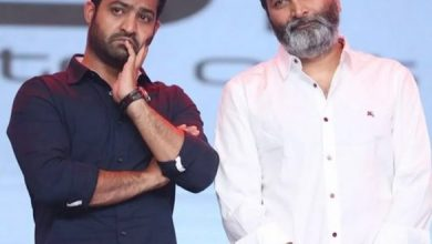 All Is Well Between NTR & Trivikram