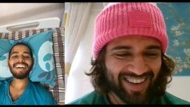 Vijay Devarakonda Gets Emotional Over Fan's Demise