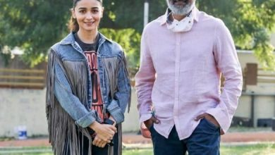 How Much Alia Charging For RRR?