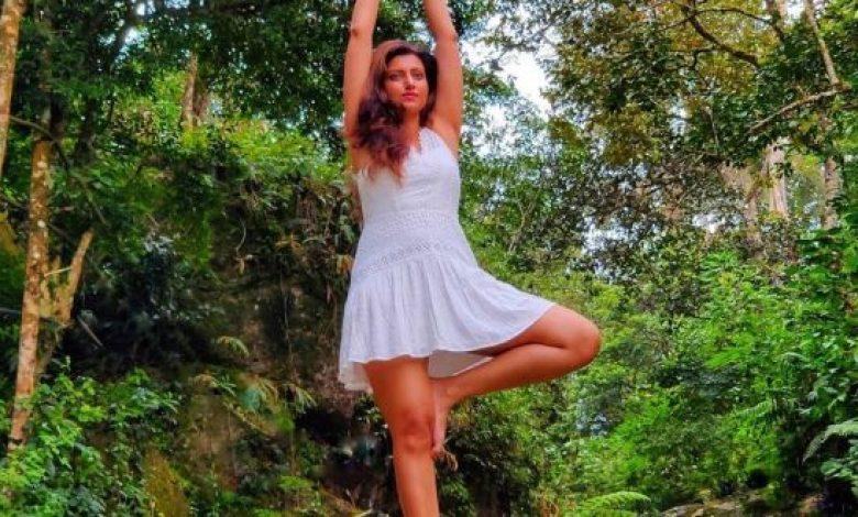 Hamsa Nandini Latest Pics From Her Surreal Holiday