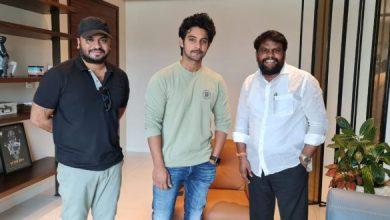 Aadi Saikumar & Vision Cinemas Combo Soon