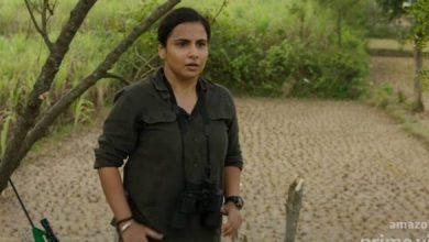 Hyd Hunter Upset With Vidya Balan's Sherni