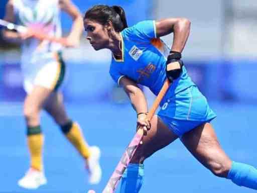 On Losing The Match, Hockey Player Vandana Katariya Faces Casteist Slur -