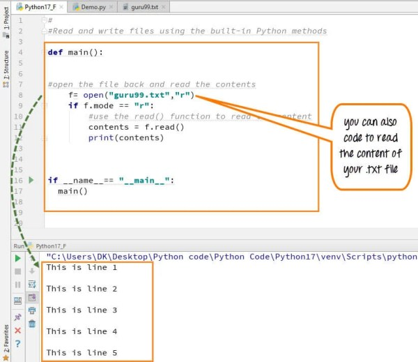 Python File Handling: Create, Open, Append, Read, Write