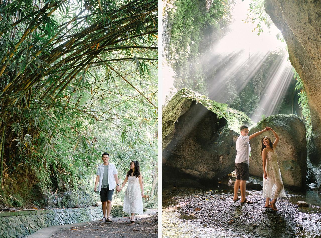 Willyam Amp Tania Bali Outdoor Prewedding Photography Gusmank