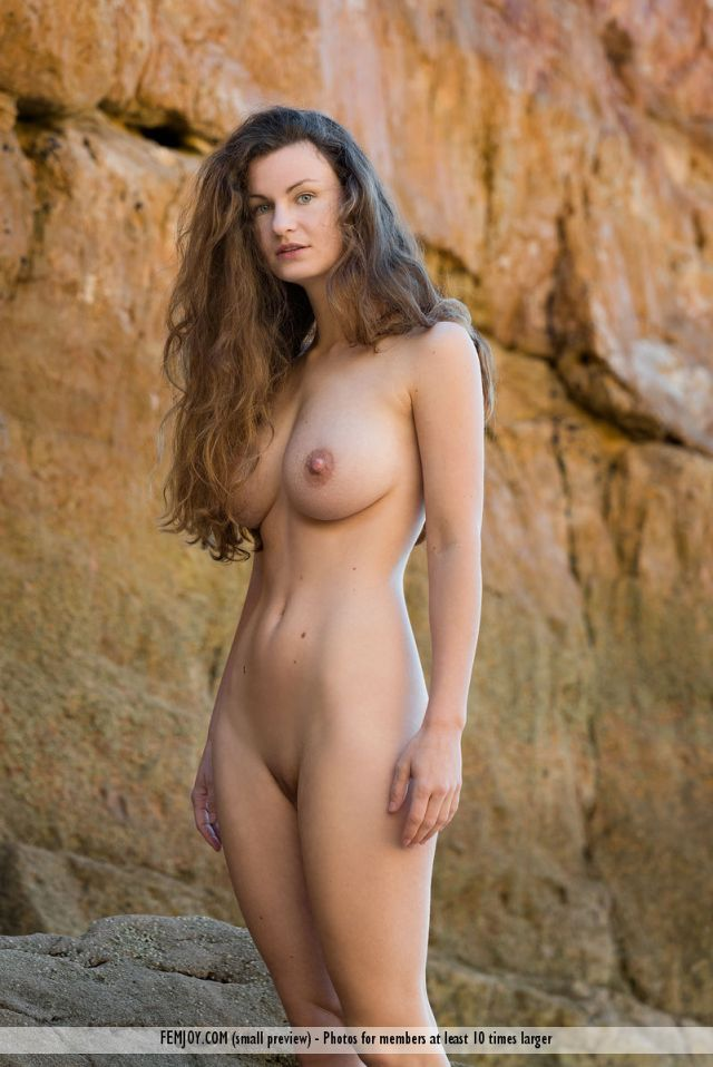 Susann Nude Beach Beauty