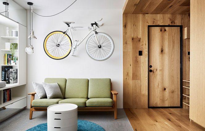 Tiny Apartment By Tsai Design