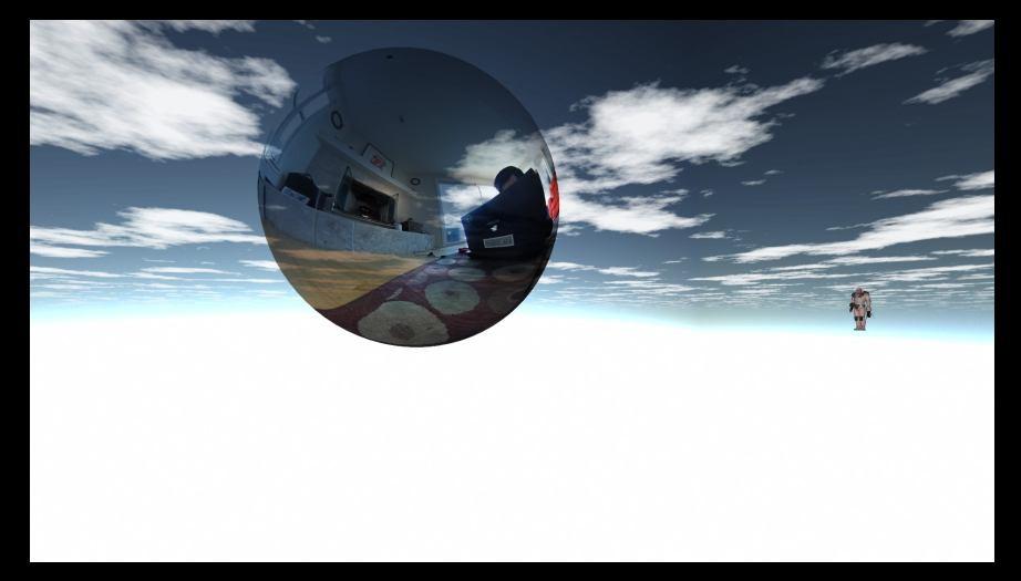 Ricoh Theta S 360 Streaming