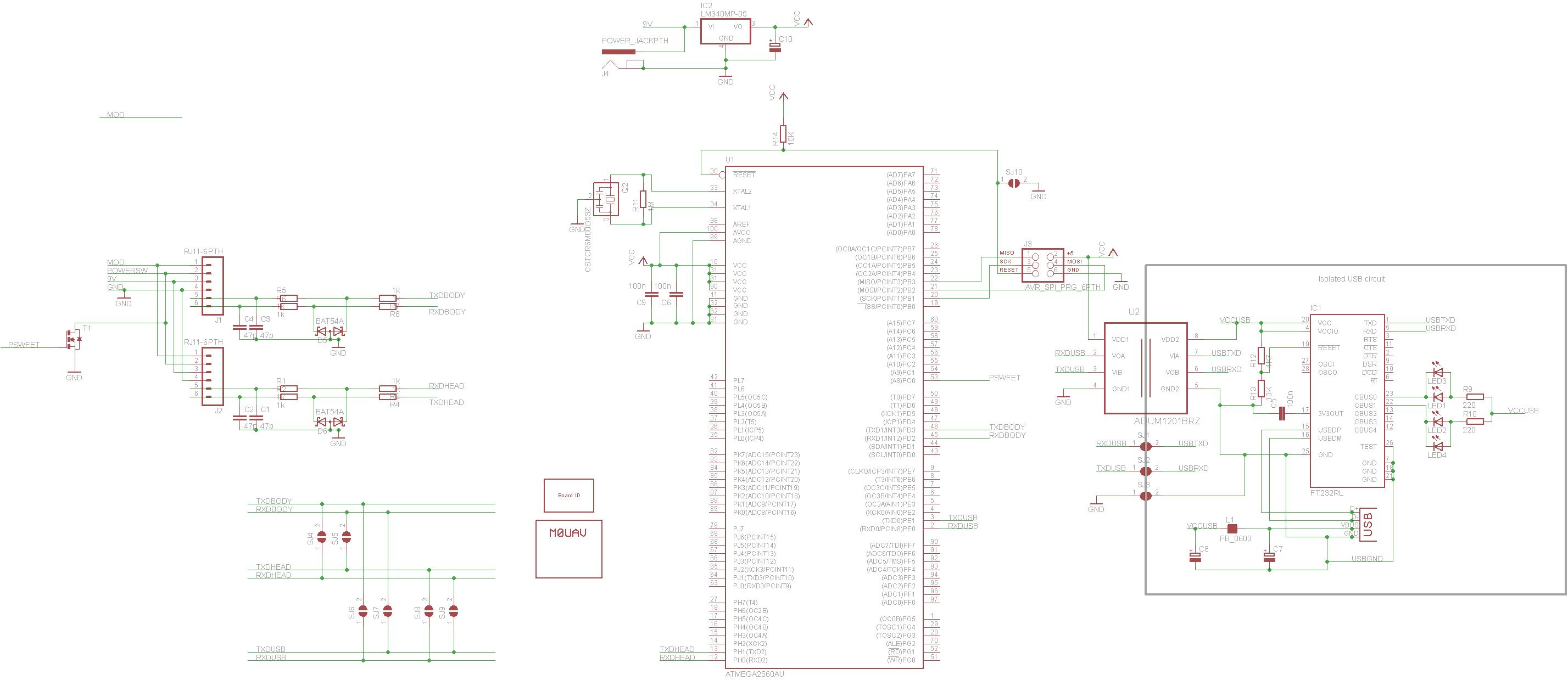 Ft Interface Unit