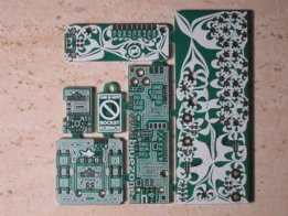 Small PCBs for panelizing + tutorial