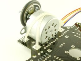 ARES - chassis shield PCB robot