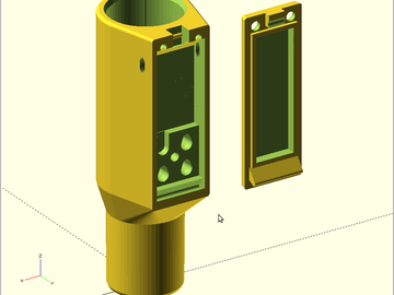 VISP - Ventilator Inline Sensor Package