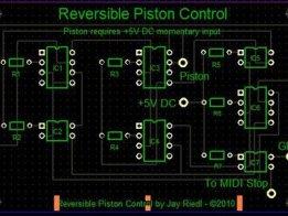 Reversible Piston Control