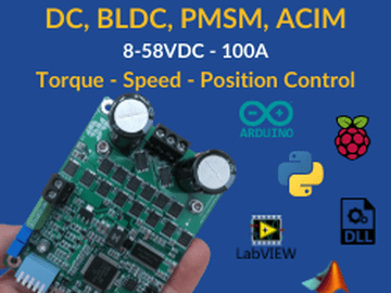 SOLO, A Motor Controller for All Motors