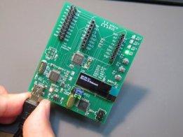ATMega4809 developing board project