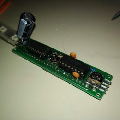 SPINEO Adapter Board