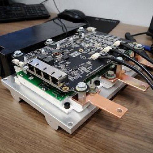 Axiom: 100+kW Motor Controller