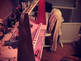 Laser Harp I