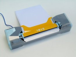 I-B-I-S Braille embosser