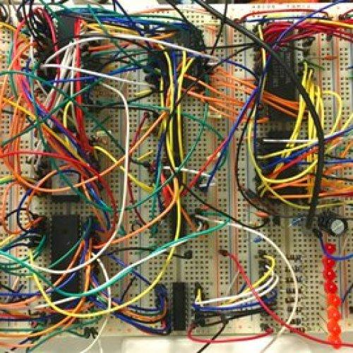 LM80C Color Computer