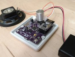 Low power mesh networking for small sensor grids