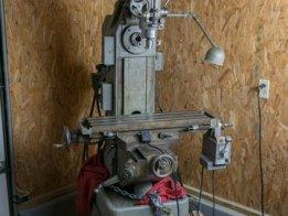 Rockwell Milling Machine Rebuild