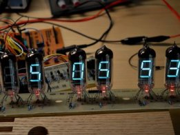 VFD Power Supply with Automatic Dimming