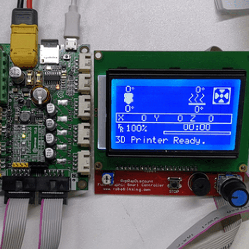 Upgrade your 3D printer from 8bit to 32bit