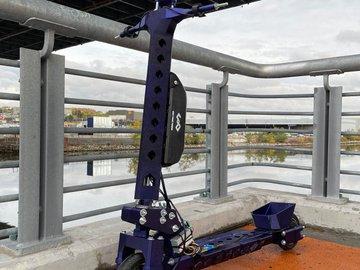 RepRaTS 3D Printable E-Scooter