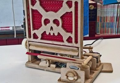 Arduino Licorice Launcher