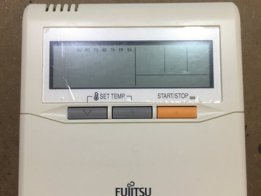Reverse engineering a Fujitsu Air Conditioner Unit