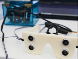 SonicScape (Binaural Sensor Glasses for the Blind)
