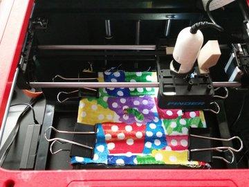 LadyBug BEEFY: 3D printer motorized microscope