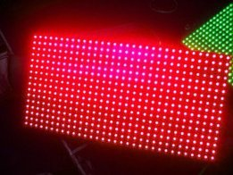 LEDP10: Arduino Library for P10 LED Display Panels