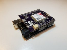 LTE NB-IoT Shield for Arduino