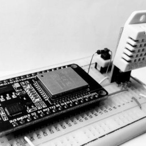 ESP32 weather station and Google Sheets