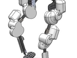 ALICE: Robotic Exoskeleton