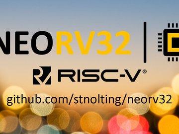 The NEORV32 RISC-V Processor