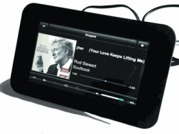 RPI SOUND SYSTEM WITH 7 INCH TOUCHSCREEN CONTROL