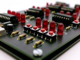 S1-AU Mk1: a 4-bit arithmetic unit