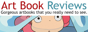 Art book reviews banner link