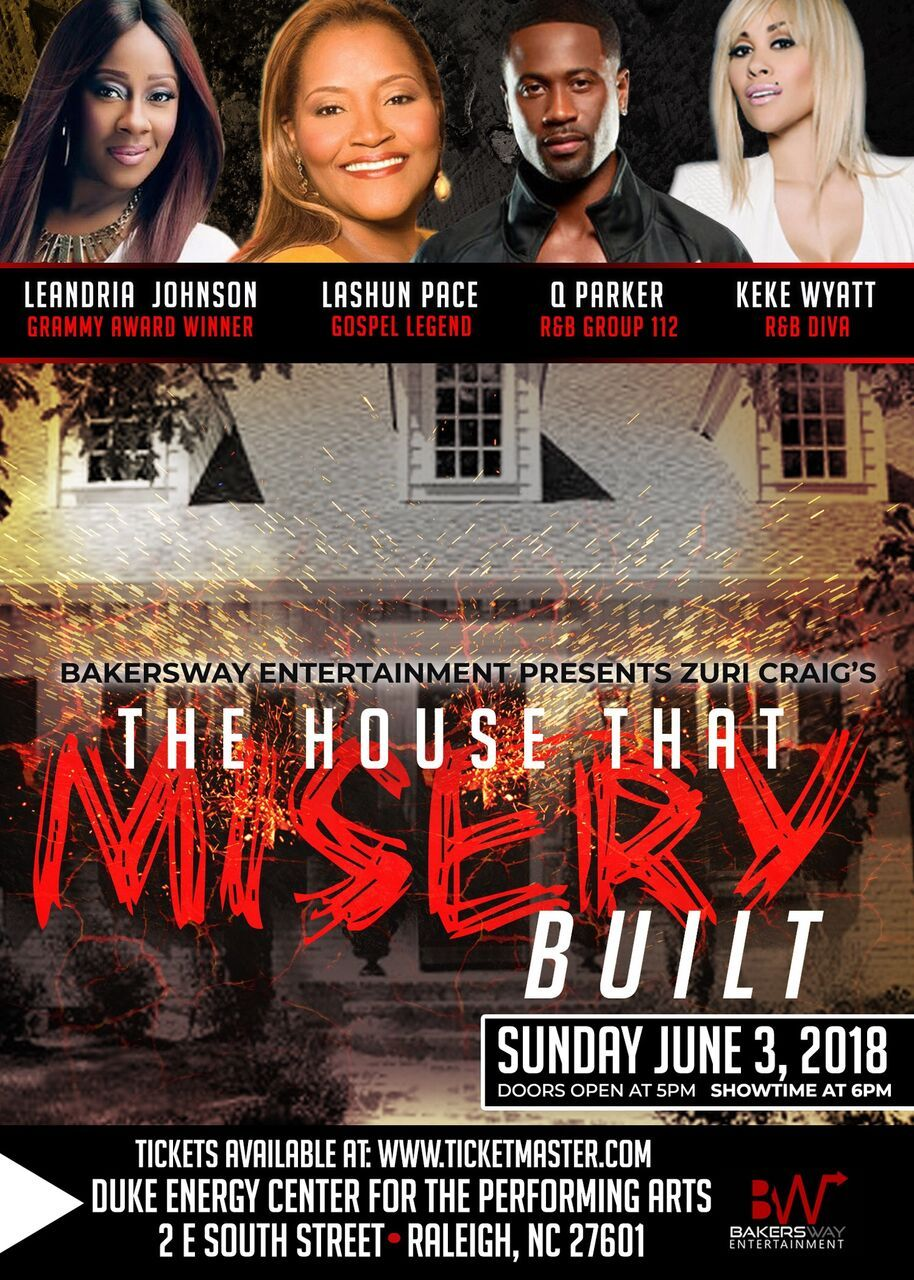The House That Misery Built