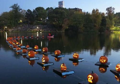 New york city events october 2021 include new york comic con, giants and jets football, nets and knicks basketball, wine & food festival, halloween, columbus day parade. Free Event - Central Park Halloween Pumpkin Flotilla 2021   Central Park, Manhattan, New York ...