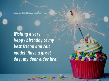 Birthday Wishes For Best Friend Male Happy Birthday Wisher