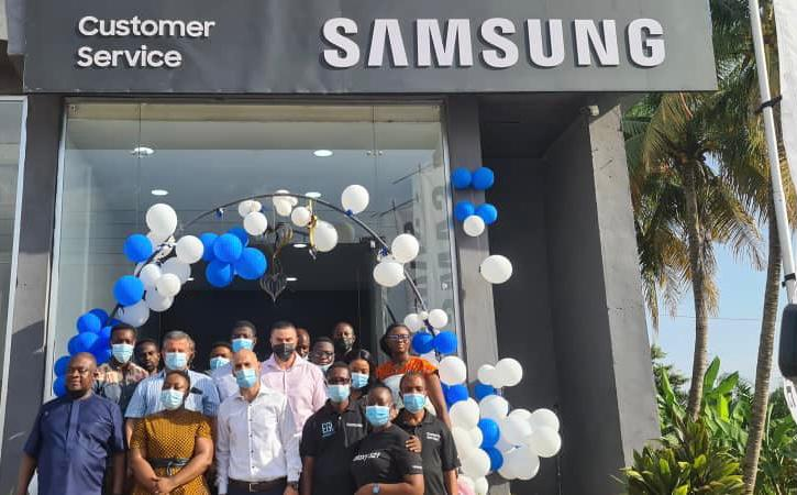 Electroland Ghana Limited unveils a state of the art Samsung service centre in Kumasi