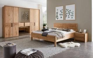 Schlafzimmer WSM 2700 in Wildeiche massiv online bei ...