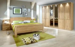 Schlafzimmer Borkum in Eiche teilmassiv online bei Hardeck ...