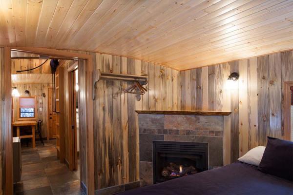 fürstlichen Schlafzimmer für knisternde Gemütlichkeit.