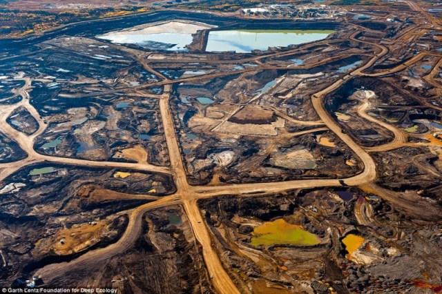 arena bituminosa alquitran petroleo