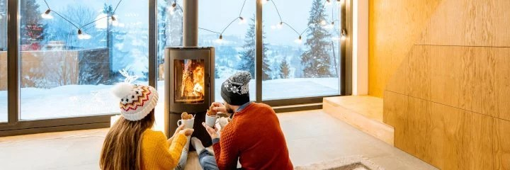 Putting up the fireplace: tips and what to look out for.